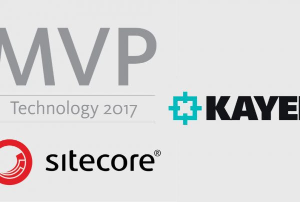 Sitecore MVP 2017 Kayee