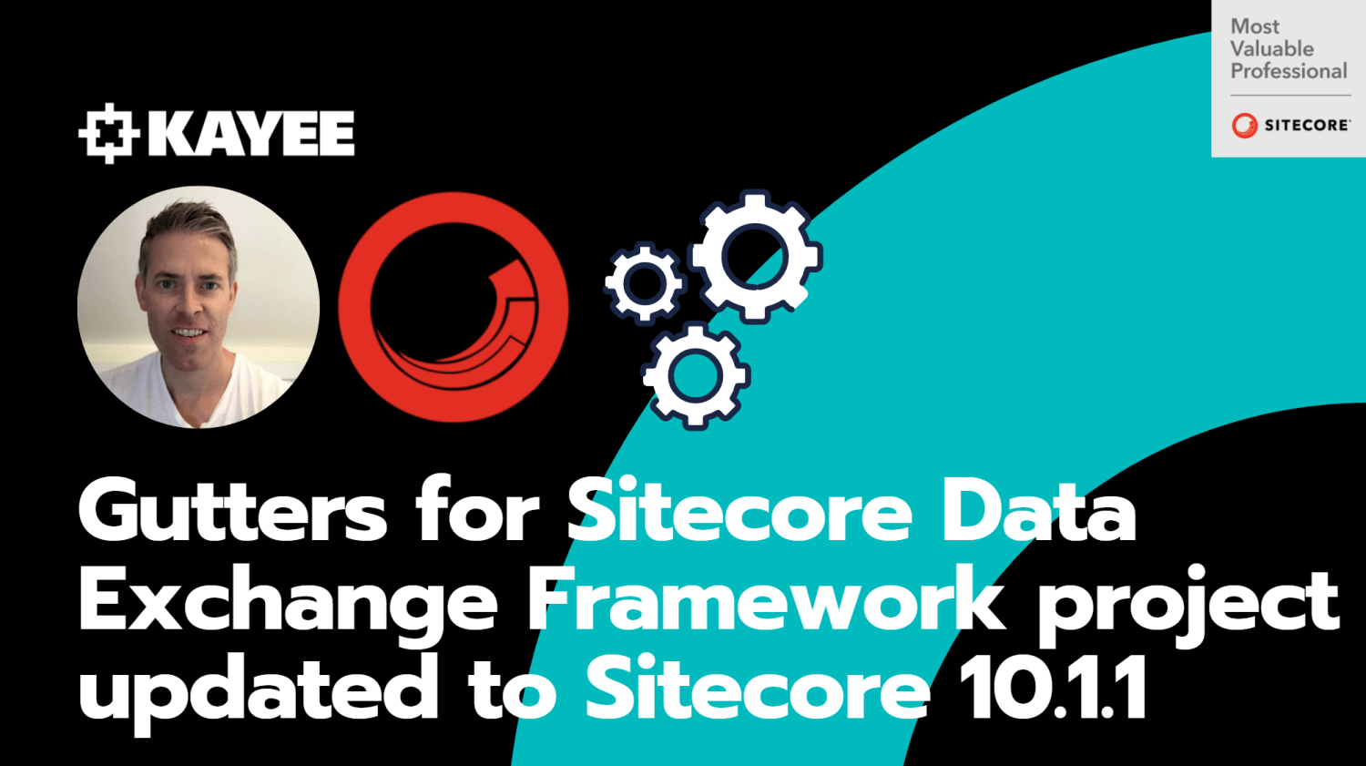 Gutters for Sitecore Data Exchange Framework project updated to Sitecore 10.1.1