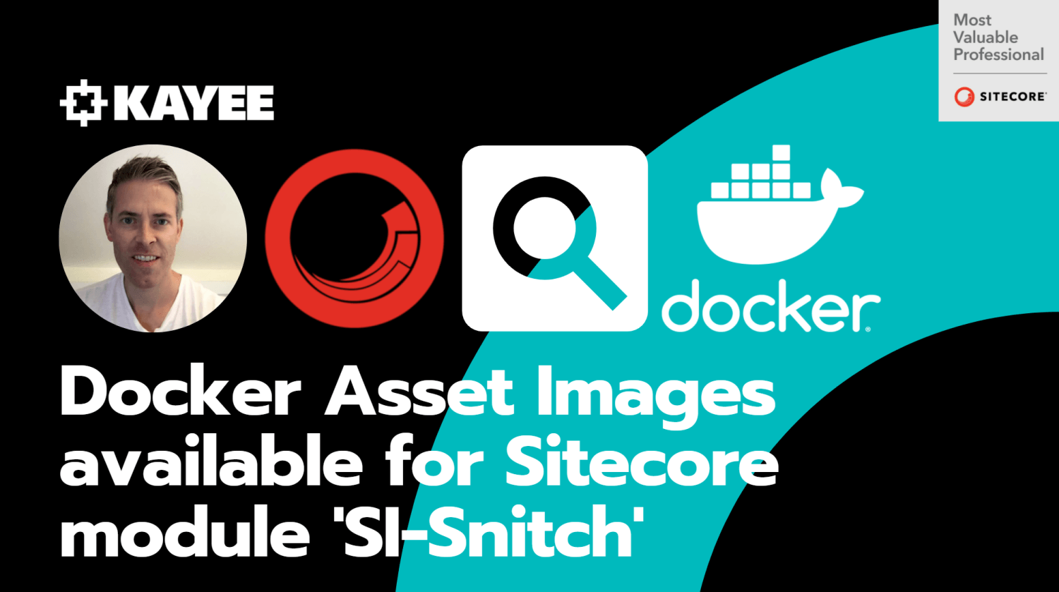 Docker Asset Images available for Sitecore module 'SI-Snitch'