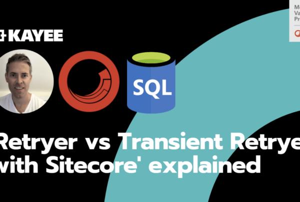 'Retryer vs Transient Retryer with Sitecore' explained